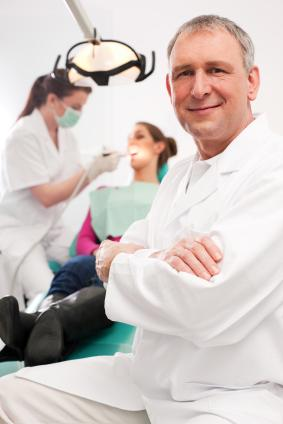 Dentist in Office | Dentist Alpharetta GA